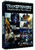 TRANSFORMERS  - DVD - PACK 1-5