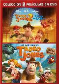 PACK TADEO JONES 1 + 2 - DVD -