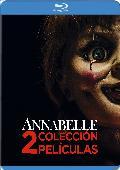 annabelle + annabelle creation - blu ray --8420266013637