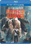 proyecto rampage - blu ray --8420266016829